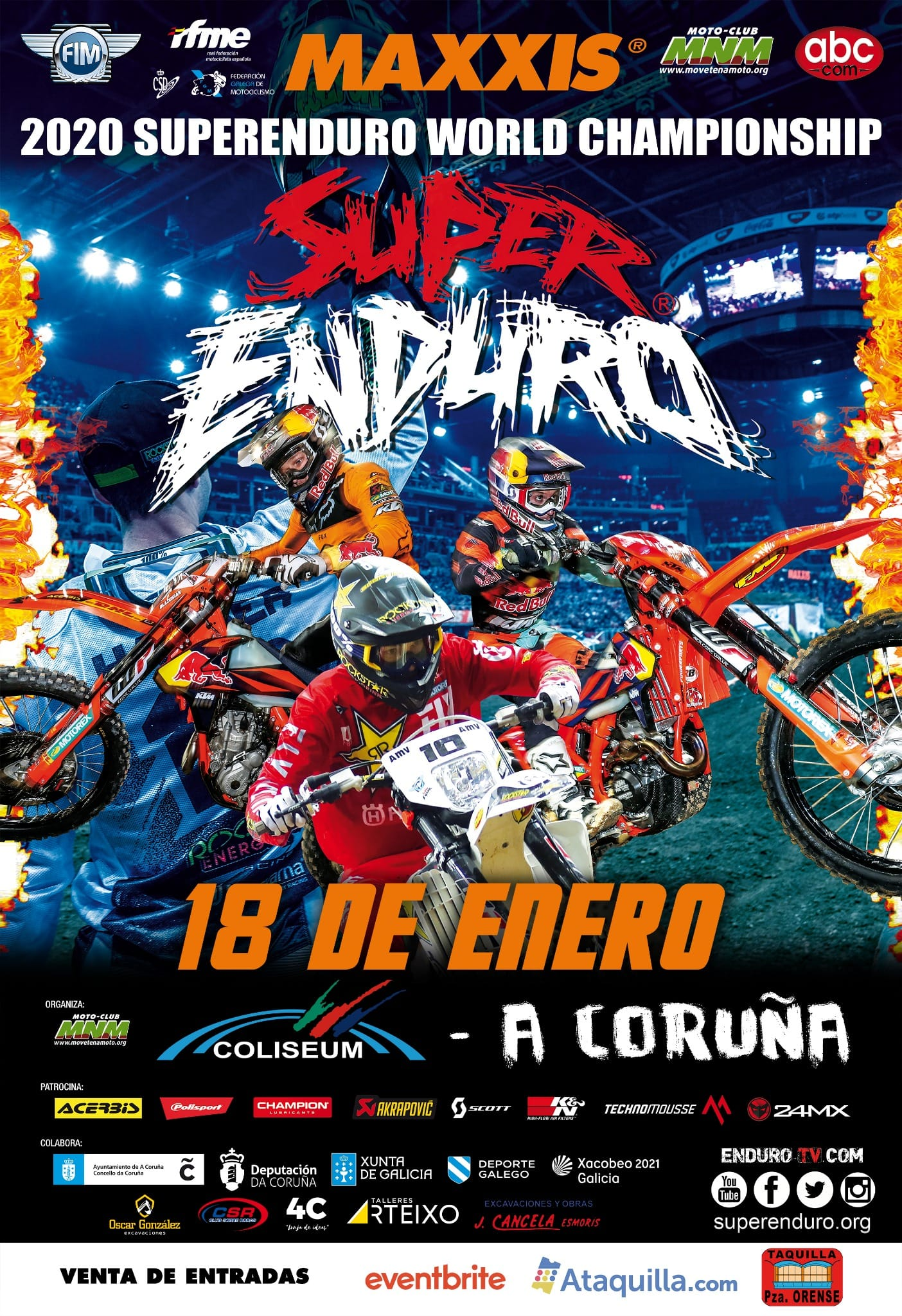 Cartel Superenduro