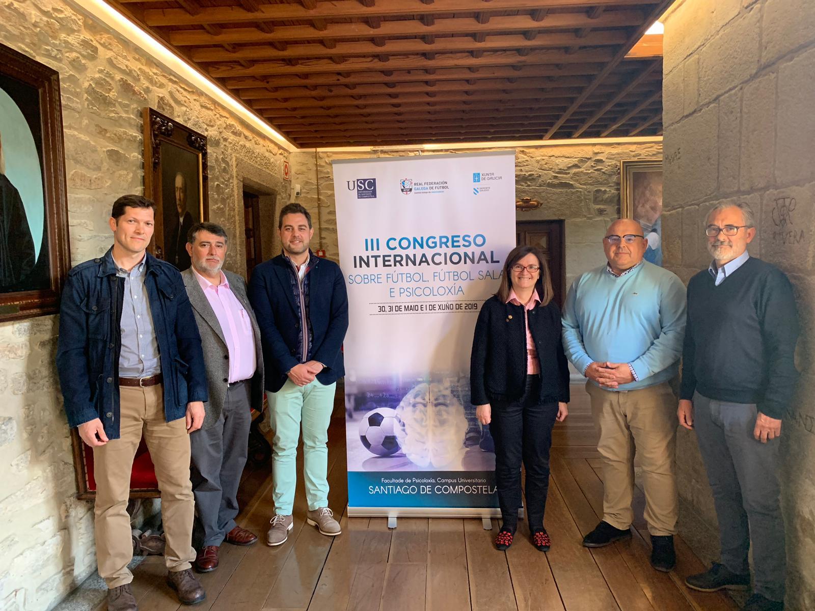 'Congreso Internacional sobre fútbol, fútbol sala e psicoloxía'