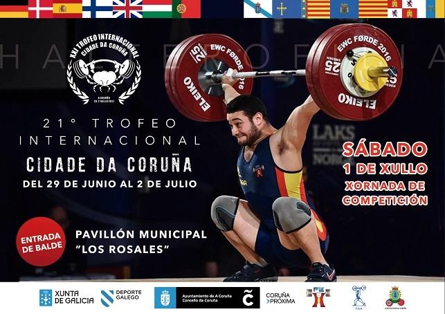 Do 29 de xuño ao 2 de xullo no pavillón municipal 'Los Rosales'