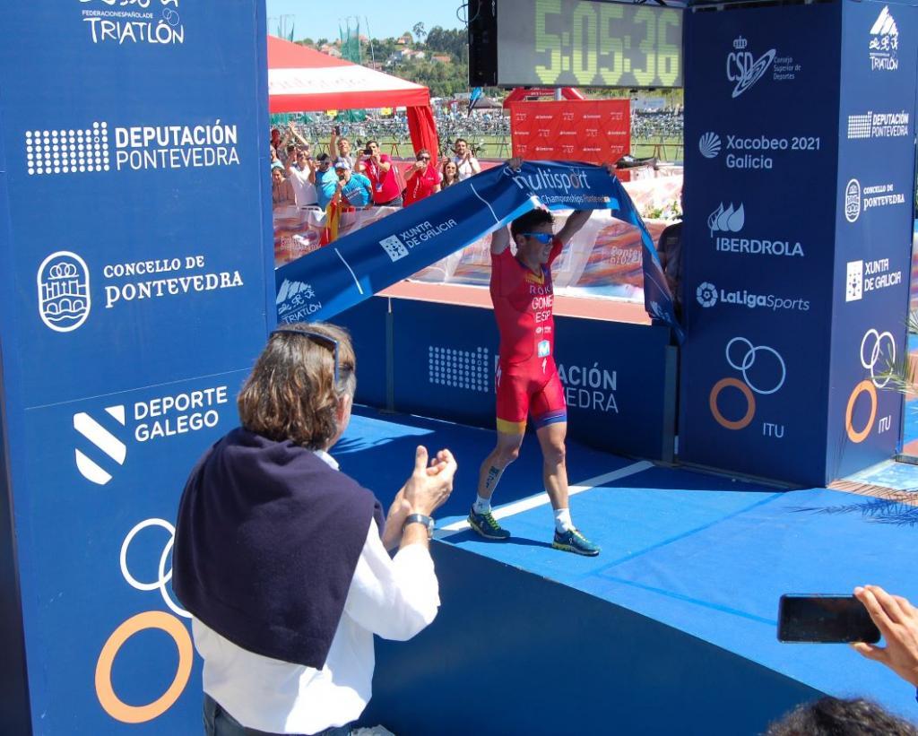 ITU Multisport Pontevedra 2019